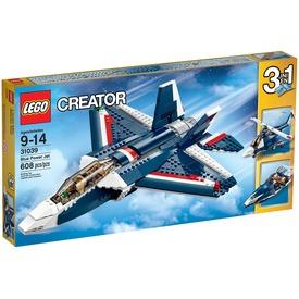 LEGO Creator Kék vadászrepülő 31039 Itt egy ajánlat található, a bővebben gombra kattintva, további információkat talál a termékről.