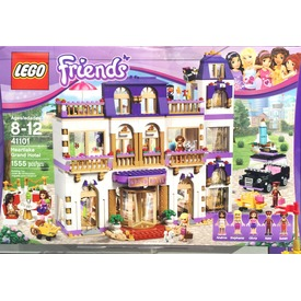 LEGO Friends Heartlake Grand Hotel 41101