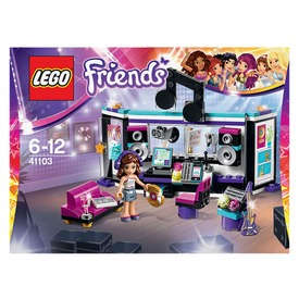 LEGO Friends Popsztár hangstúdió 41103
