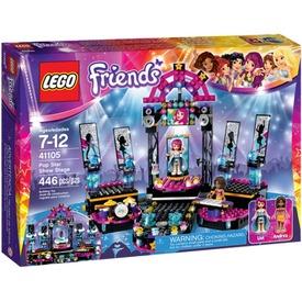 LEGO Friends Popsztár színpad 41105 Itt egy ajánlat található, a bővebben gombra kattintva, további információkat talál a termékről.