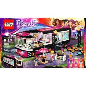 LEGO Friends Popsztár utazóbusz 41106 Itt egy ajánlat található, a bővebben gombra kattintva, további információkat talál a termékről.