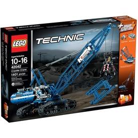 LEGO Technic Lánctalpas daru 42042 Itt egy ajánlat található, a bővebben gombra kattintva, további információkat talál a termékről.