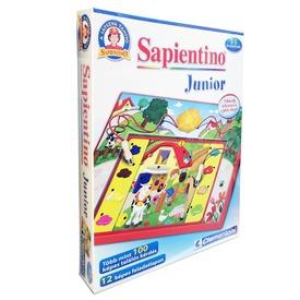 Sapiento Junior készségfejlesztő társasjáték Itt egy ajánlat található, a bővebben gombra kattintva, további információkat talál a termékről.