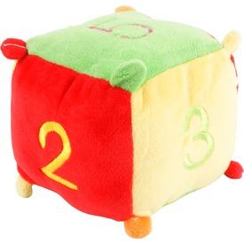 Plüss kocka csörgő Itt egy ajánlat található, a bővebben gombra kattintva, további információkat talál a termékről.