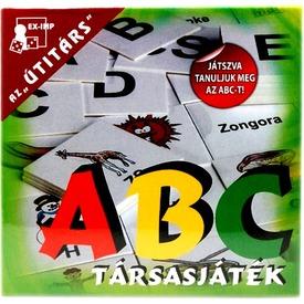 ABC társasjáték Itt egy ajánlat található, a bővebben gombra kattintva, további információkat talál a termékről.