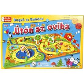 Bogyó és Babóca Úton az oviba társasjáték Itt egy ajánlat található, a bővebben gombra kattintva, további információkat talál a termékről.