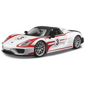 Bburago Porsche 918 Spyder 1:24