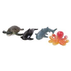 Műanyag tengeri állat 4 darabos készlet - többféle Itt egy ajánlat található, a bővebben gombra kattintva, további információkat talál a termékről.