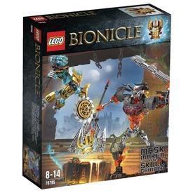 LEGO BIONICLE A Maszkkészítő a Koponyaőrlő ellen 70795 Itt egy ajánlat található, a bővebben gombra kattintva, további információkat talál a termékről.