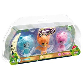 Glimmies 3 mini baba, 2 féle GP