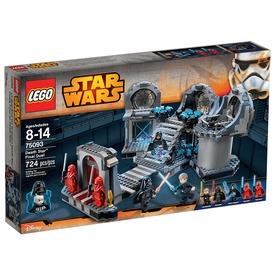 LEGO Star Wars Halálcsillag végső összecsapás 75093 Itt egy ajánlat található, a bővebben gombra kattintva, további információkat talál a termékről.