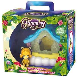 GLIMMIES lampion házikó és 1 exlúzív baba GP