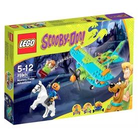 LEGO Scooby-Doo Rejtélyes repülős kalandok 75901 Itt egy ajánlat található, a bővebben gombra kattintva, további információkat talál a termékről.