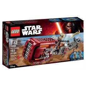 LEGO® Star Wars Rey siklója 75099 Itt egy ajánlat található, a bővebben gombra kattintva, további információkat talál a termékről.