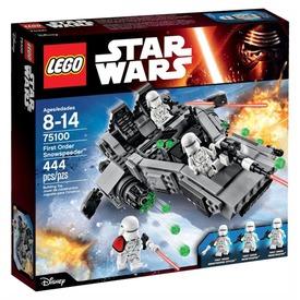 LEGO Star Wars Első rendi hósikló 75100 Itt egy ajánlat található, a bővebben gombra kattintva, további információkat talál a termékről.