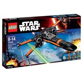 LEGO Star Wars Poe X-szárnyú vadászgépe 75102 Itt egy ajánlat található, a bővebben gombra kattintva, további információkat talál a termékről.