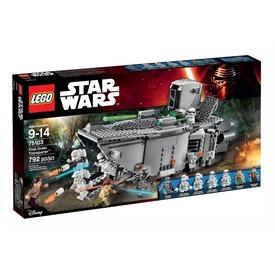 LEGO Star Wars Első rendi szállító 75103 Itt egy ajánlat található, a bővebben gombra kattintva, további információkat talál a termékről.