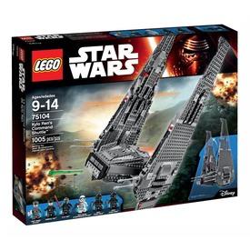 LEGO Star Wars Kylo Ren parancsnoki siklója 75104 Itt egy ajánlat található, a bővebben gombra kattintva, további információkat talál a termékről.