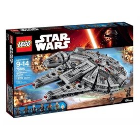 LEGO Star Wars Millenium Falcon 75105 Itt egy ajánlat található, a bővebben gombra kattintva, további információkat talál a termékről.