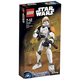 LEGO Star Wars Cody klónparancsnok 75108 Itt egy ajánlat található, a bővebben gombra kattintva, további információkat talál a termékről.