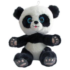 Panda plüssfigura - 30 cm