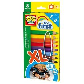 SES első színes ceruzáim 8 darabos készlet Itt egy ajánlat található, a bővebben gombra kattintva, további információkat talál a termékről.