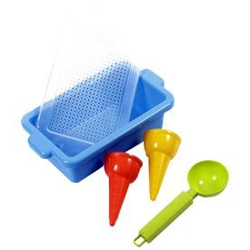 Fagyikészlet dobozban homokozójáték - többféle Itt egy ajánlat található, a bővebben gombra kattintva, további információkat talál a termékről.