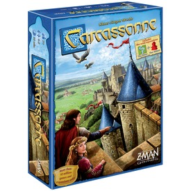 Carcassonne társasjáték Itt egy ajánlat található, a bővebben gombra kattintva, további információkat talál a termékről.