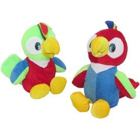 Plüss papagáj P Itt egy ajánlat található, a bővebben gombra kattintva, további információkat talál a termékről.
