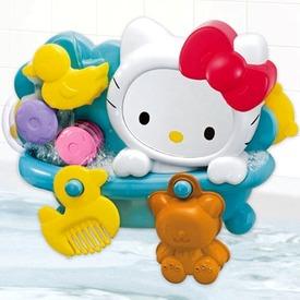Hello Kitty tükrös kádjáték