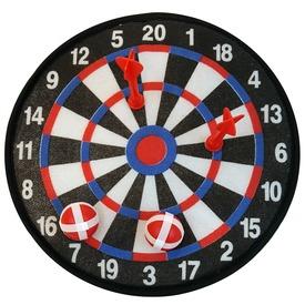 Tépőzáras darts tábla labdákkal és nyilakkal Itt egy ajánlat található, a bővebben gombra kattintva, további információkat talál a termékről.