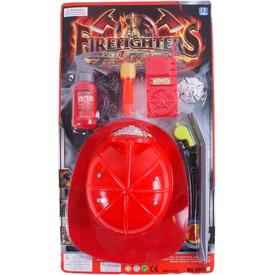 Tűzoltó jelmez kiegészítő készlet Itt egy ajánlat található, a bővebben gombra kattintva, további információkat talál a termékről.