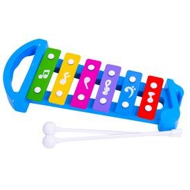 Fém xilofon 6 hanggal