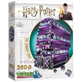 3D szivacs puzzle Harry Potter Kóbor Grimbusz