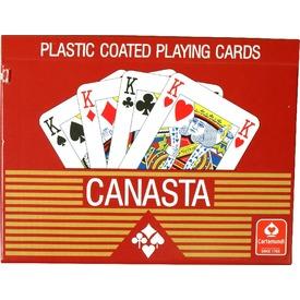 Canasta dupla kártya Itt egy ajánlat található, a bővebben gombra kattintva, további információkat talál a termékről.