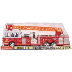 Speed King lendkerekes kosaras tűzoltóautó Itt egy ajánlat található, a bővebben gombra kattintva, további információkat talál a termékről.