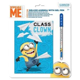 Minion napló tollal Itt egy ajánlat található, a bővebben gombra kattintva, további információkat talál a termékről.