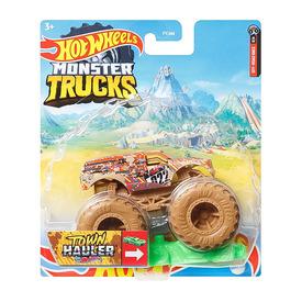 Hot wheels monster trucks autó