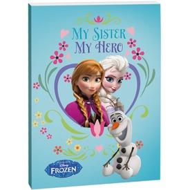 Papírfedeles notesz A /7 Frozen Itt egy ajánlat található, a bővebben gombra kattintva, további információkat talál a termékről.