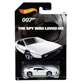 Hot Wheels James Bond kisautó - 1:64, többféle