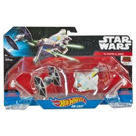 Hot Wheels Star Wars csillaghajó 2 darabos készlet Itt egy ajánlat található, a bővebben gombra kattintva, további információkat talál a termékről.