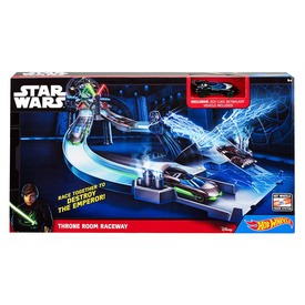 Hot Wheels Star Wars karakter kisautó pályák CGN