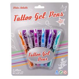 Tetováló toll 6 darabos készlet Itt egy ajánlat található, a bővebben gombra kattintva, további információkat talál a termékről.