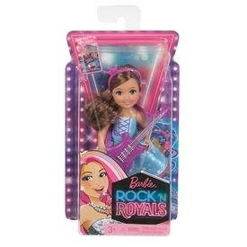 Barbie: A rocksztár hercegnő Chelsea baba - 15 cm, kék Itt egy ajánlat található, a bővebben gombra kattintva, további információkat talál a termékről.