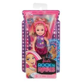 Barbie: A rocksztár hercegnő Chelsea baba - 15 cm, lila Itt egy ajánlat található, a bővebben gombra kattintva, további információkat talál a termékről.