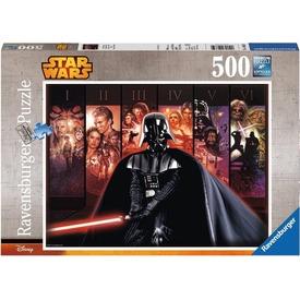 Star Wars: Csillagok háborúja 500 darabos puzzle Itt egy ajánlat található, a bővebben gombra kattintva, további információkat talál a termékről.