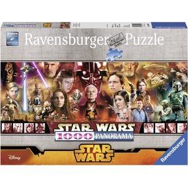 Star Wars: Legendák 1000 darabos panoráma puzzle