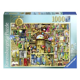 Bizarr könyvesbolt 2 1000 darabos puzzle