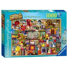 A kézműves szekrény 1000 darabos puzzle