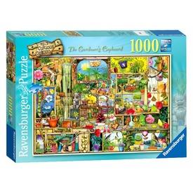 Puzzle 1000 db - A kertész szekrénye 19498 Itt egy ajánlat található, a bővebben gombra kattintva, további információkat talál a termékről.